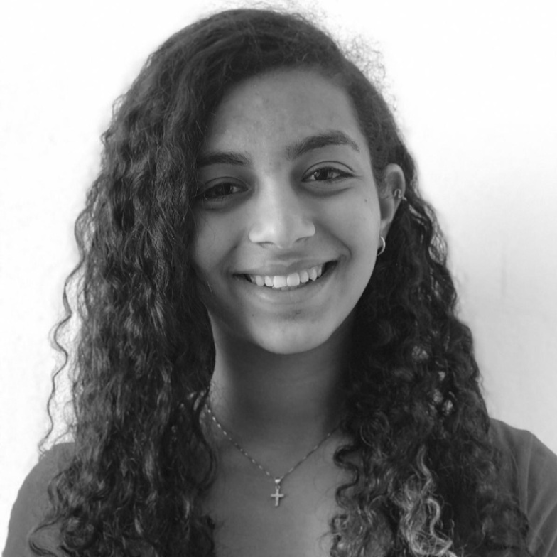 Mariam Mekhail   Mariam is a 15 year old student in 10th grade focusing on Business and Law at the Swiss International School Basel. She is Egyptian and has lived in Switzerland for 14 years. Mariam is passionate about basketball, music, languages and psychology and is a regular participant in international MUN (Model United Nations) conferences.