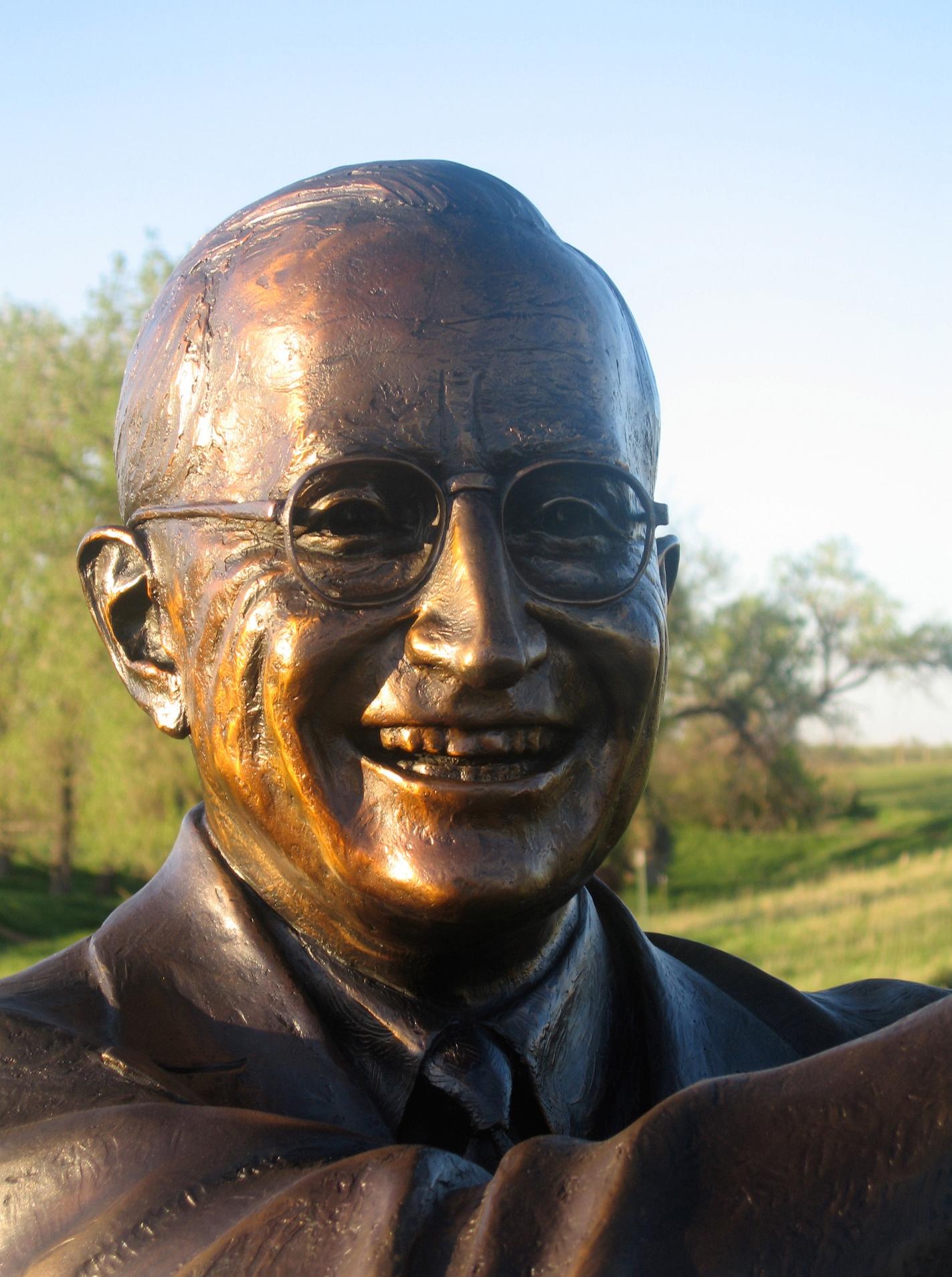 Harry S. Truman - detail