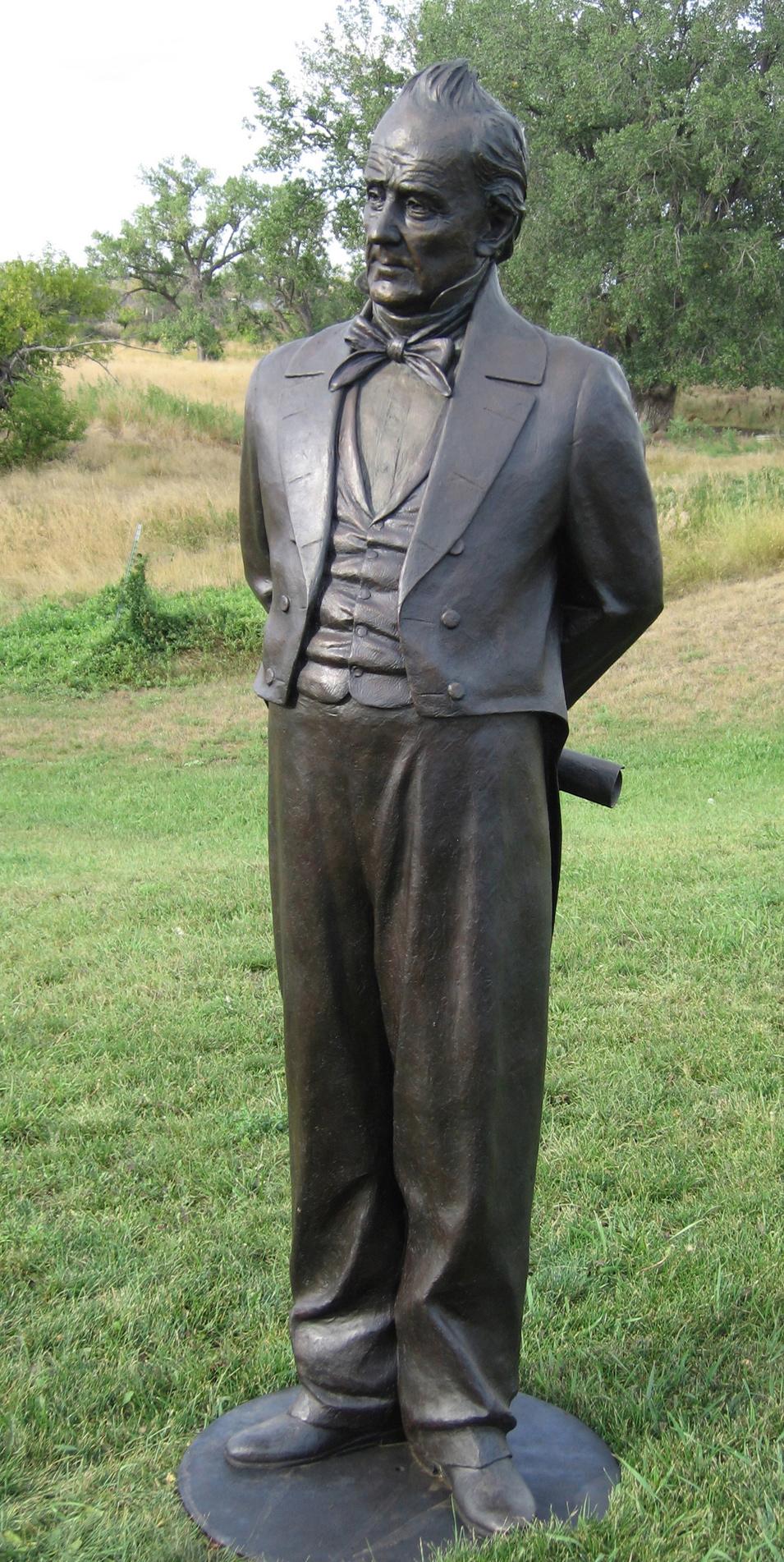 James Buchanan - 2007