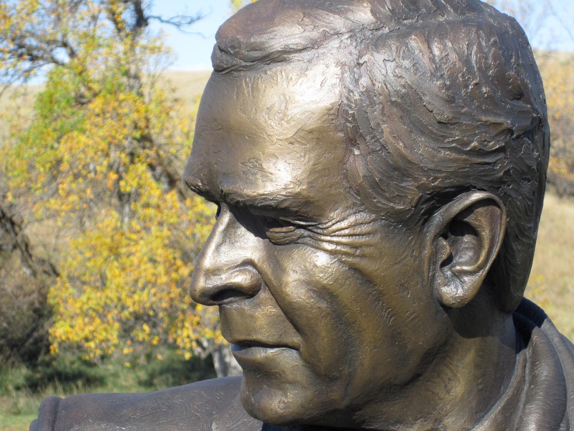 George W. Bush - detail