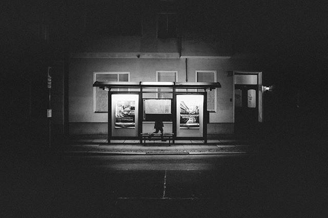 Streets of Berlin. #friedrichshain  #berlin #streetstyle #streetphoto #streetphotography #emptystreets #bvg #nightlife #bnw #blackandwhite