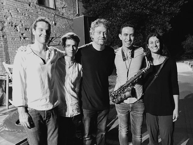 Had so much fun playing alongside one of my favorite musicians, @mtytymitch, this past week! • • • #sienajazz #siena #musician #travelingmusician #music #jazz #improvisedmusic #improvise #creativemusic #think #create #inspire #sax #saxophone #saxophone🎷