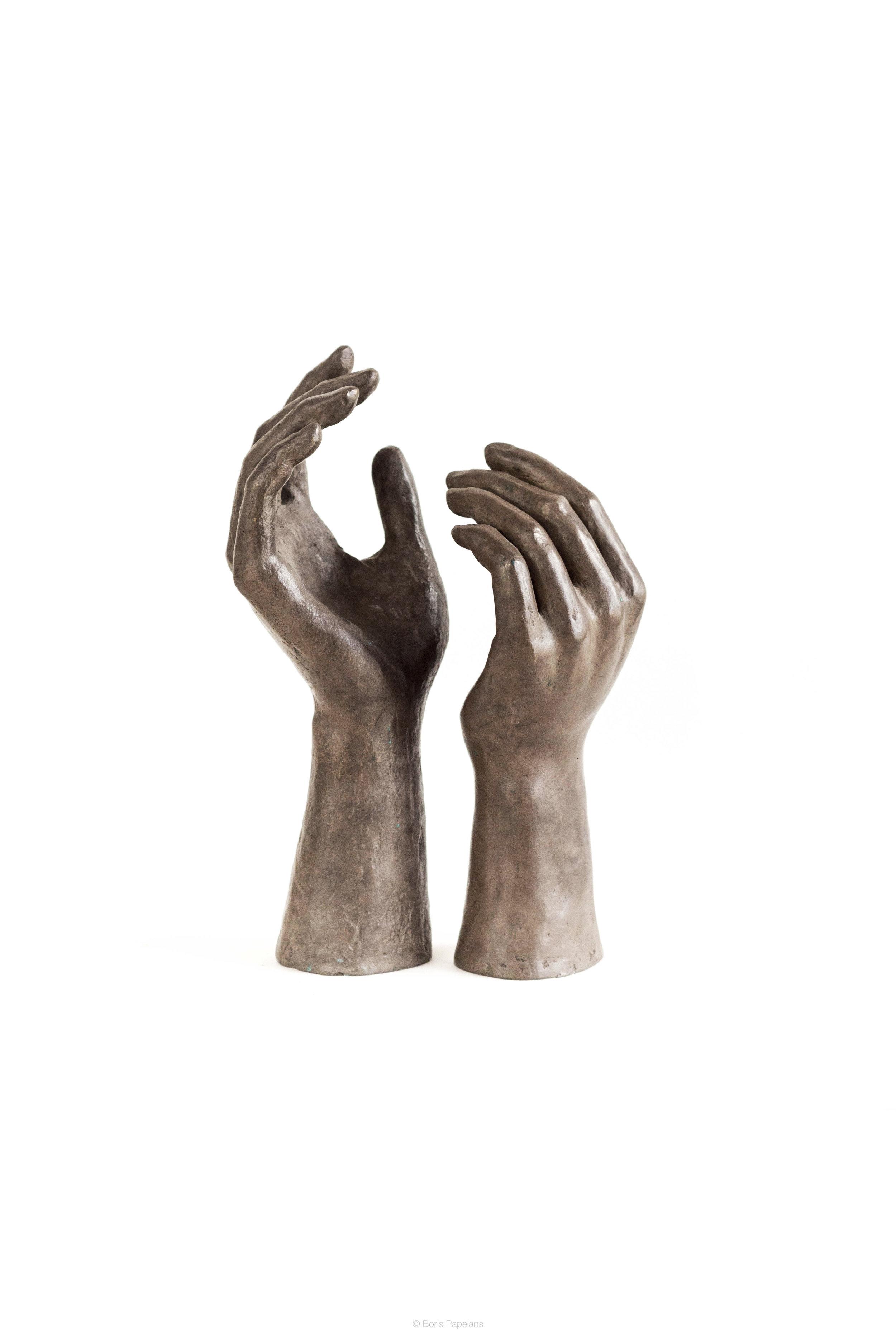 Mains qui dansent