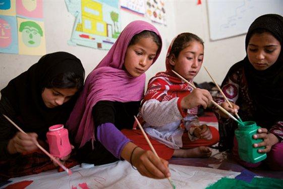 CREART . Photos by: Afsaneh Moghayeri (Iran) and Kiana Hayeri (Afghanistan) (15.01.2016)