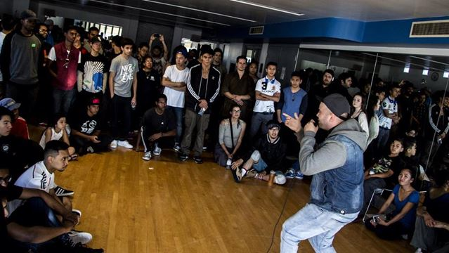 Unity Charity is offering free drop-in sessions for youth Thursdays at City Hall that focus on using arts that are rooted in hip-hop culture to help develop future leaders and role models. Photo courtesy of  Unity Charity .