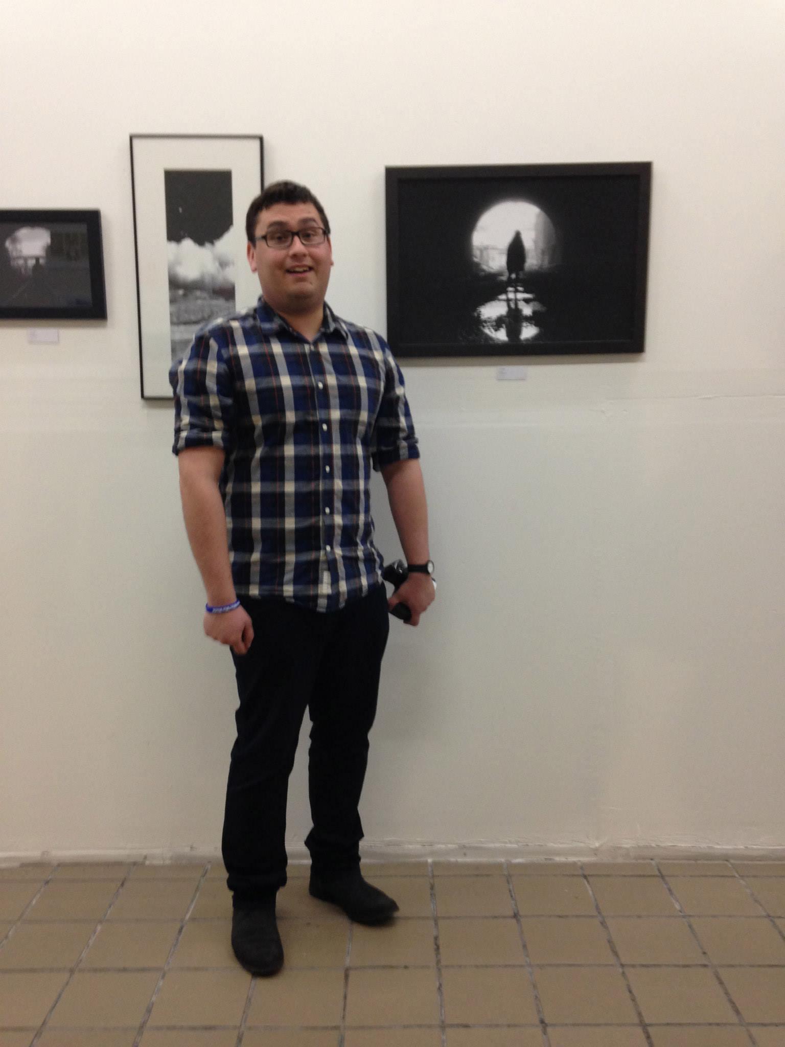 Artist, Luis Rubio