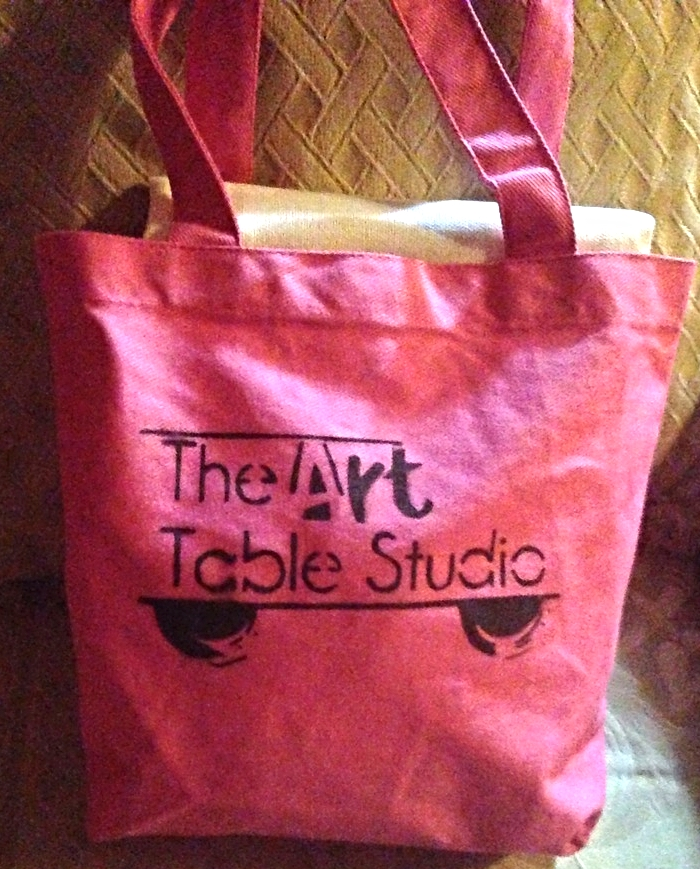 Art Party Gift Bag (1st Draft)