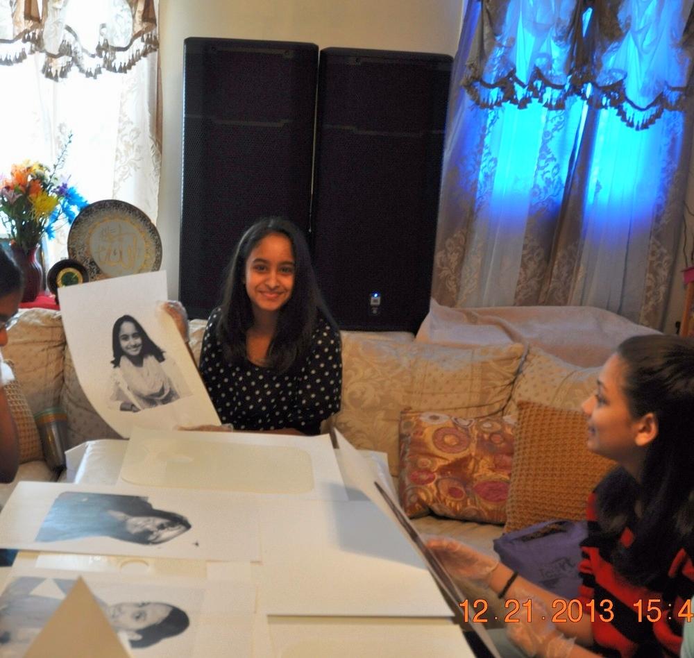 Artist, Samirah