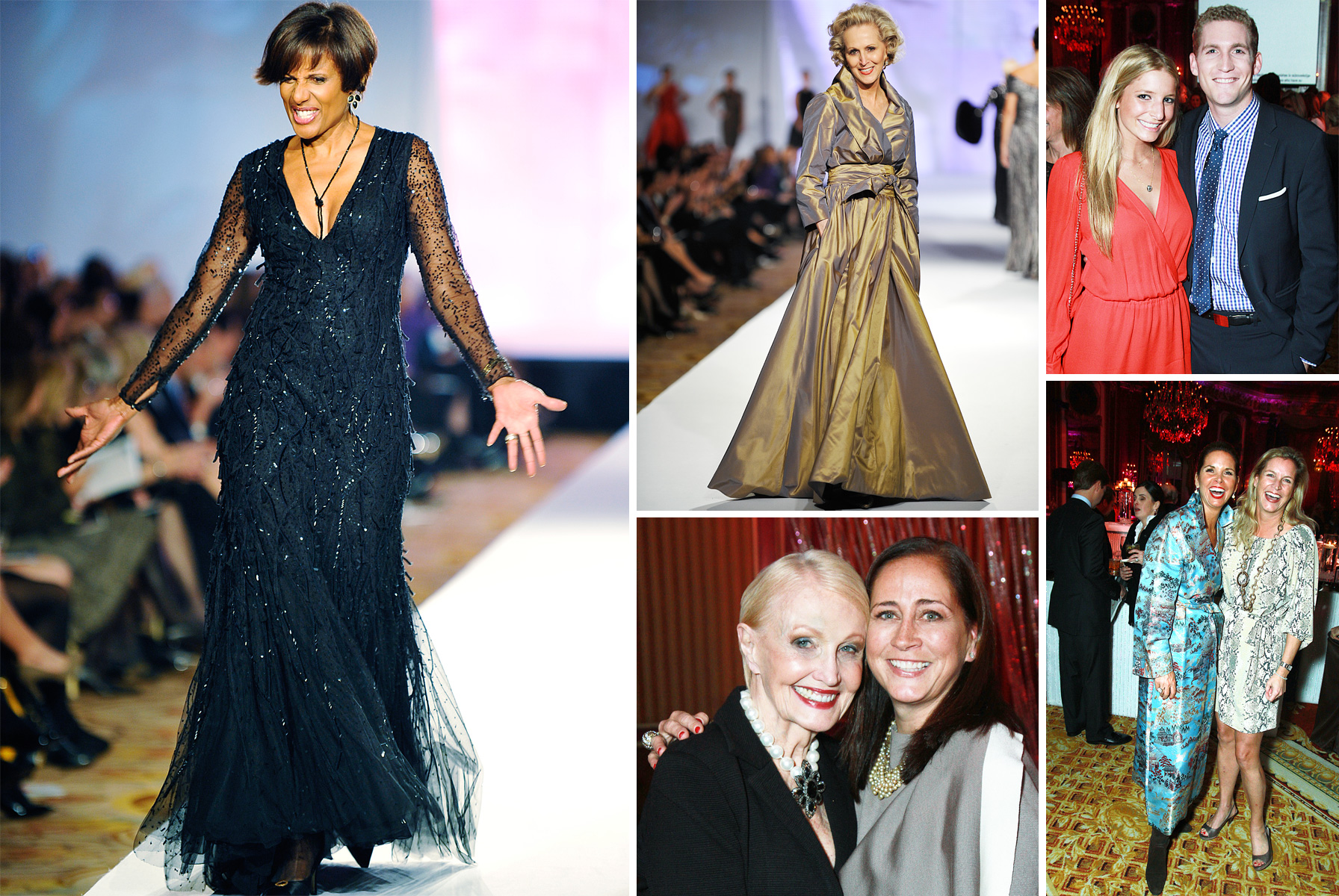 The Rush Women's Board Fashion Show, shot for the Chicago Sun-Times SPLASH lifestyle magazine