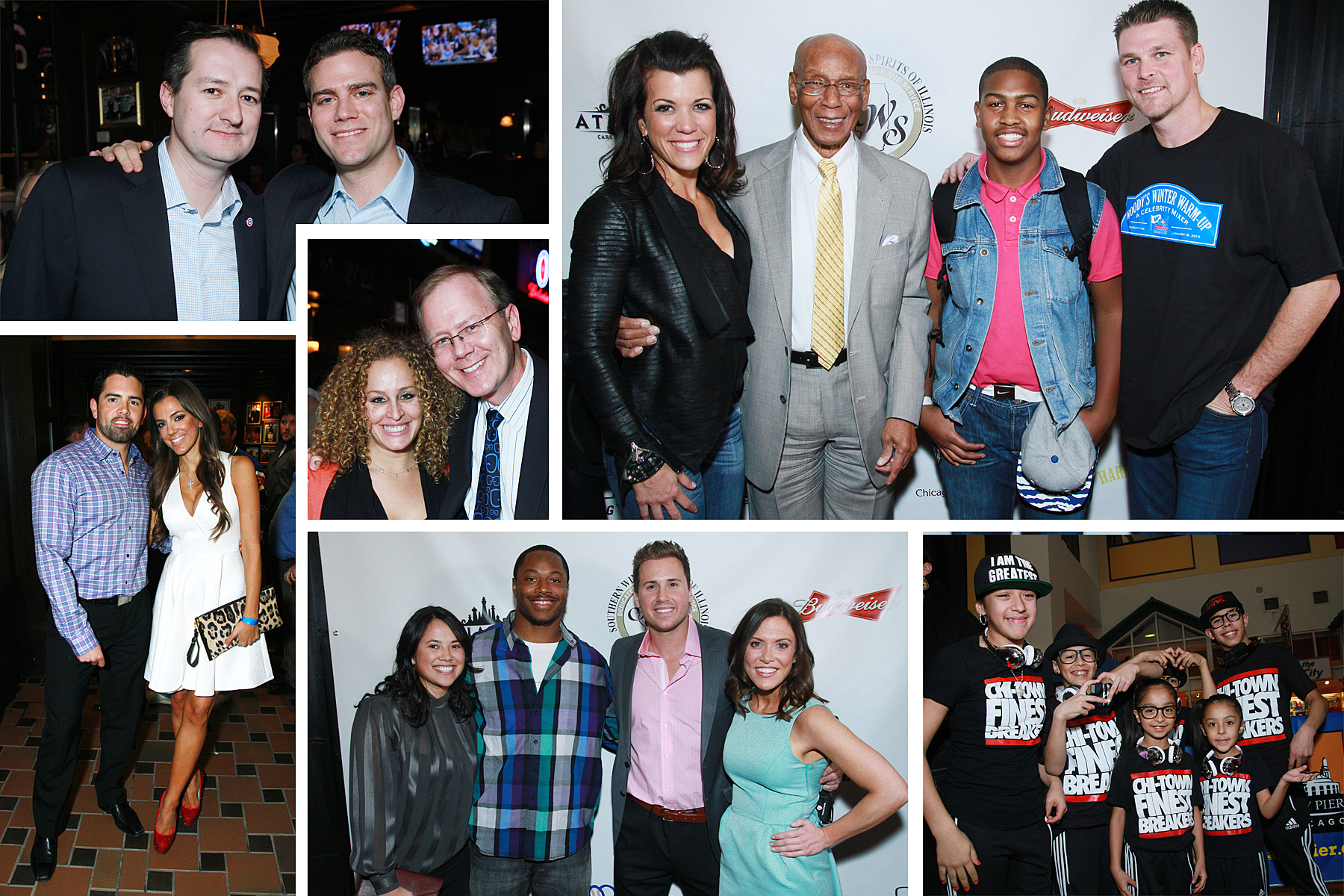 Wood Family Foundation's Woody's Winter Warmup, shot for the Chicago Sun-Times SPLASH lifestyle magazine