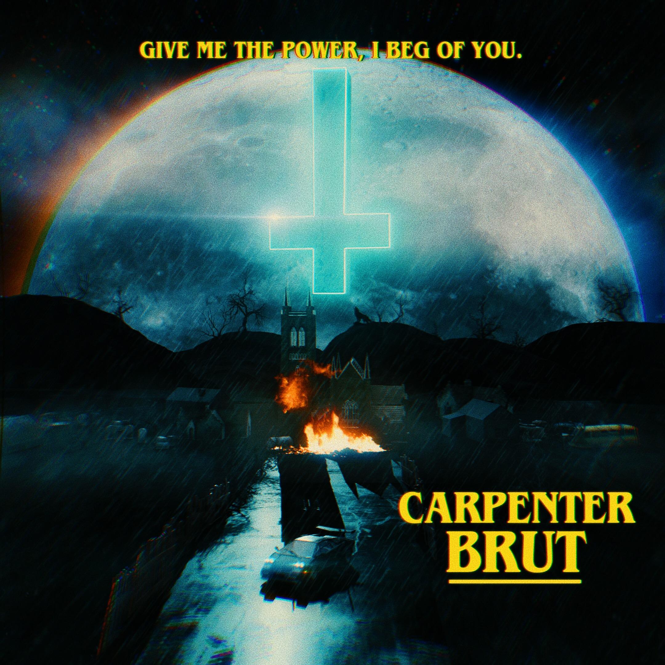 Carpenter Brut Album Concept