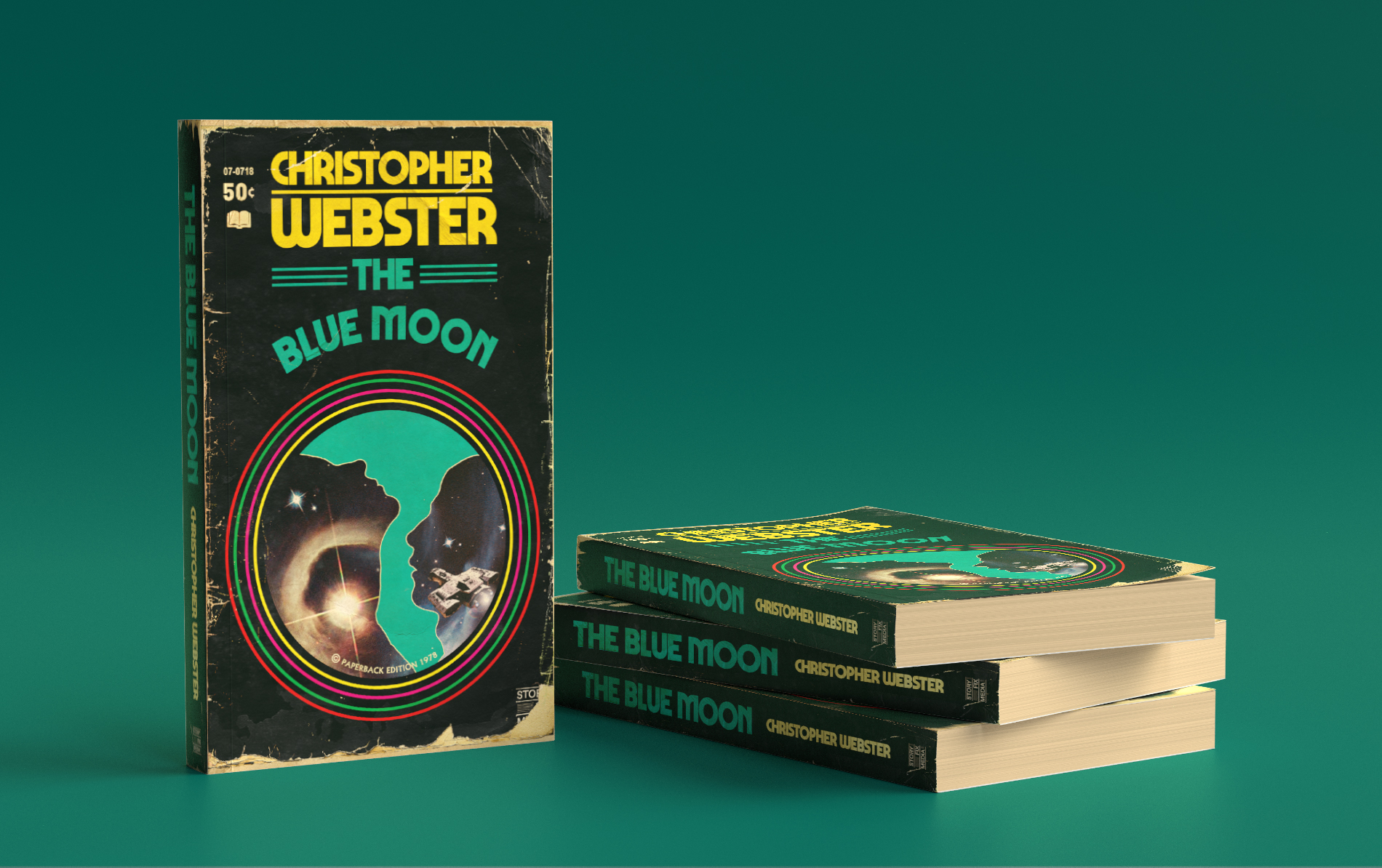 The Blue Moon Book Cover
