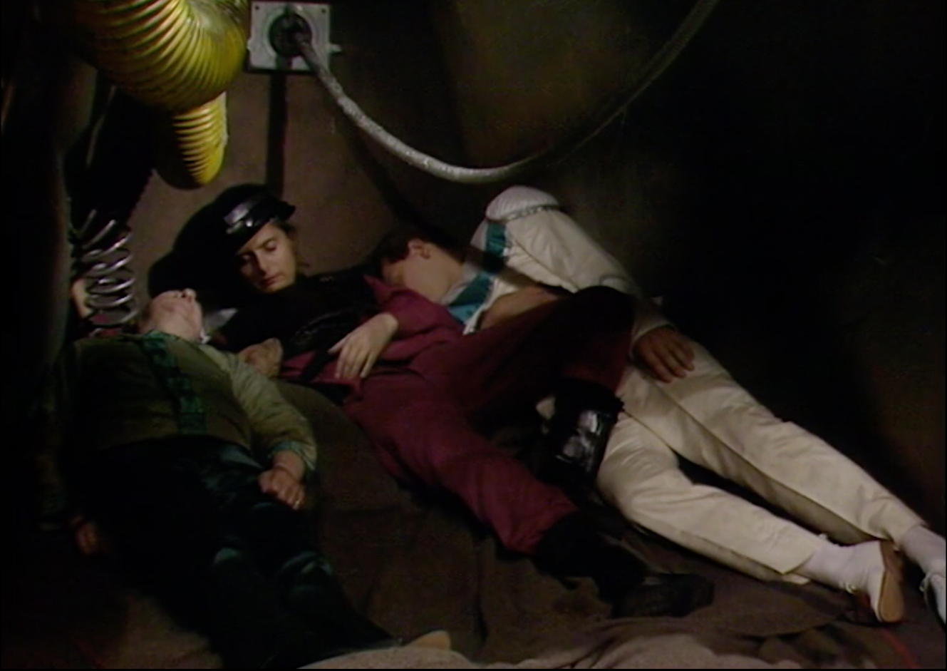 Dan and Eric get ready to say goodbye to Colin Baker's Doctor, but not before saying hi to Mel. She's the spunky little mystery solver that won our hearts. Join us for another classic Doctor Who review and keep your eyes out for sexy plant monsters.