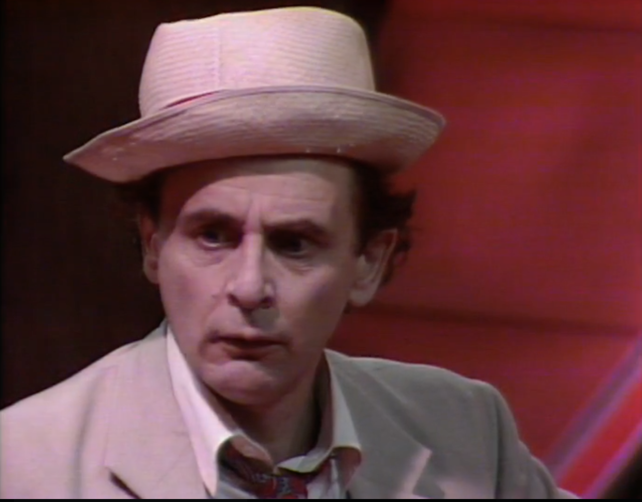 "Dan and Eric spend a morning at the Centre for Pleasure and get hooked on Space Bees, but not before getting to know the seventh Doctor--Sylvester McCoy. Have a listen as we dive into a new era of Classic Doctor Who with ""Time and the Rani."""