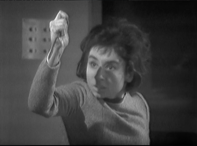 Dan and Eric get locked in the TARDIS with a scissor weilding Susan. Plus Ian's raided the medicine cabinet, the Doctor's hit his head, and Barbara has to hold the whole thing together. It's our review of the Classic Doctor Who story, EDGE OF DESTRUCTION!