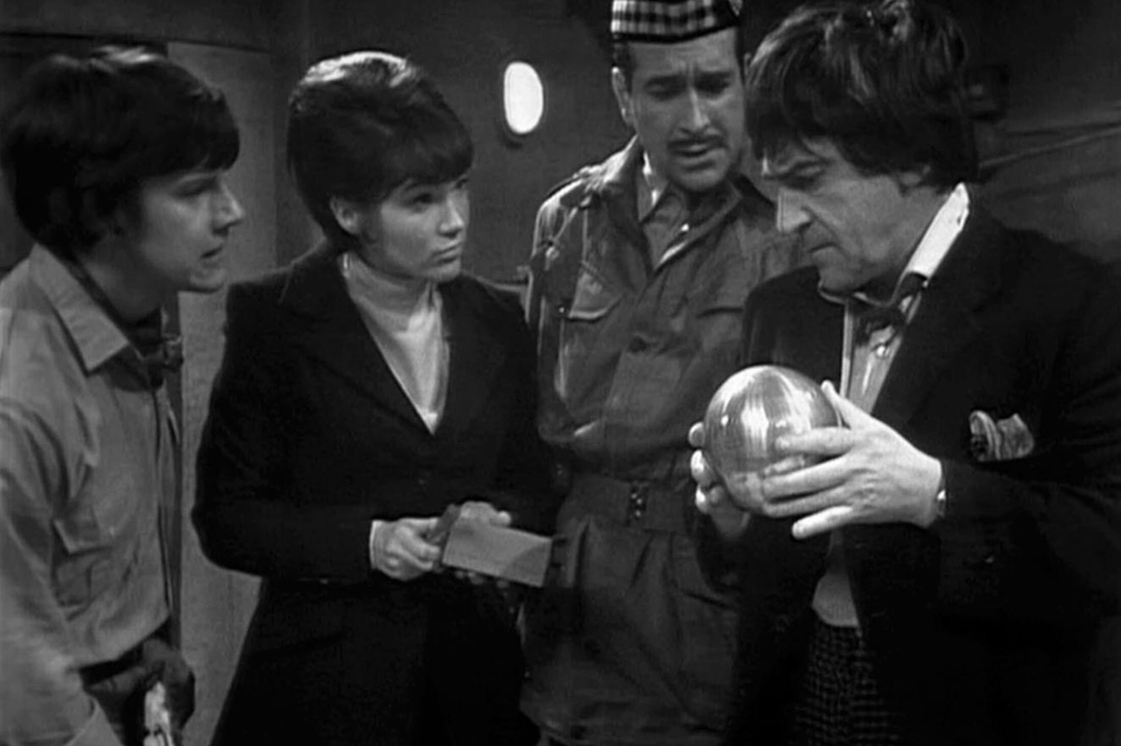 Dan and Eric hit the London Underground in search of Phantasm balls and Yetis. It's our review of the classic Doctor Who story, WEB OF FEAR!