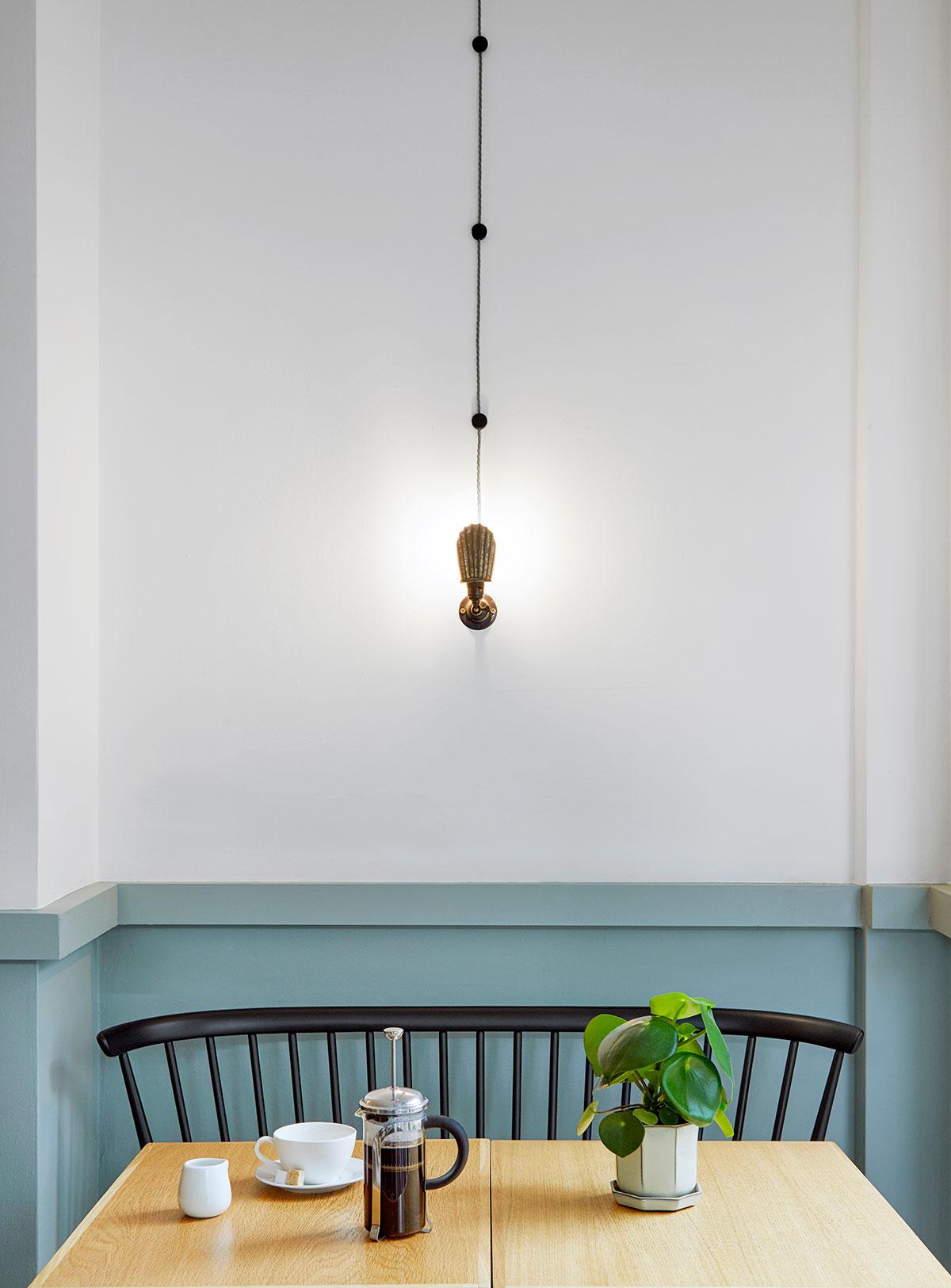 Luminary Bakery - View Interior...