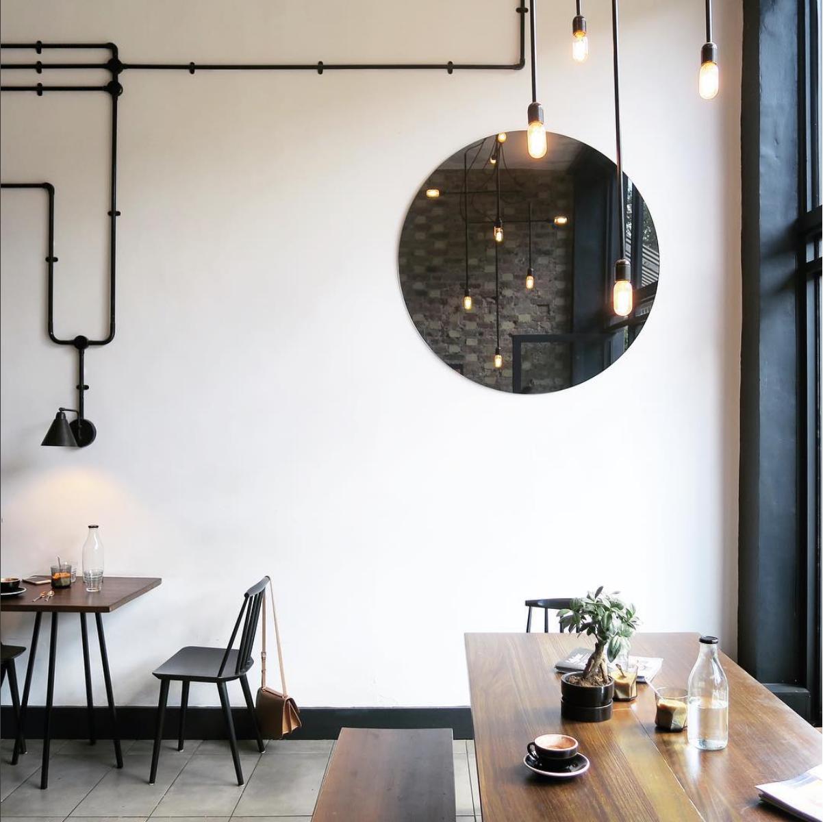 Saint Espresso - View Interior...