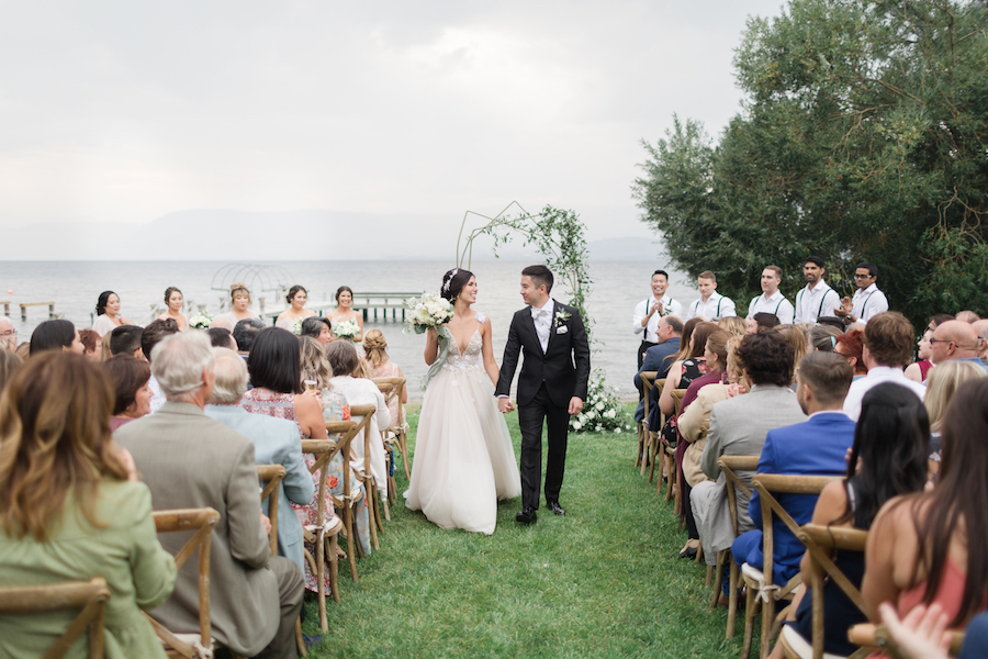 happy bride groom exit .jpg