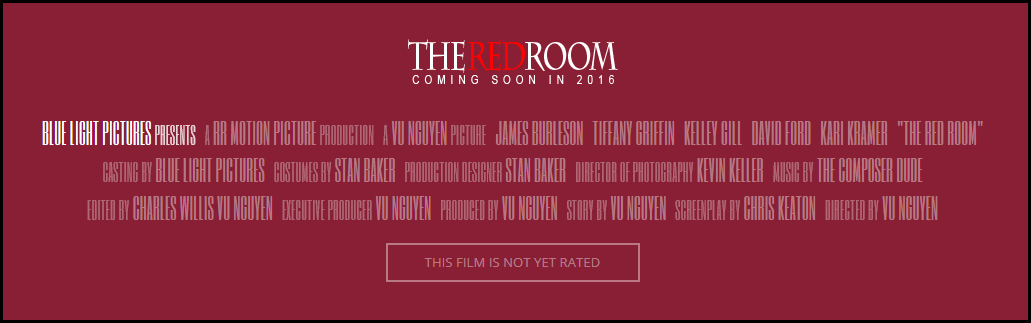 The Red Room - Billing and Credits