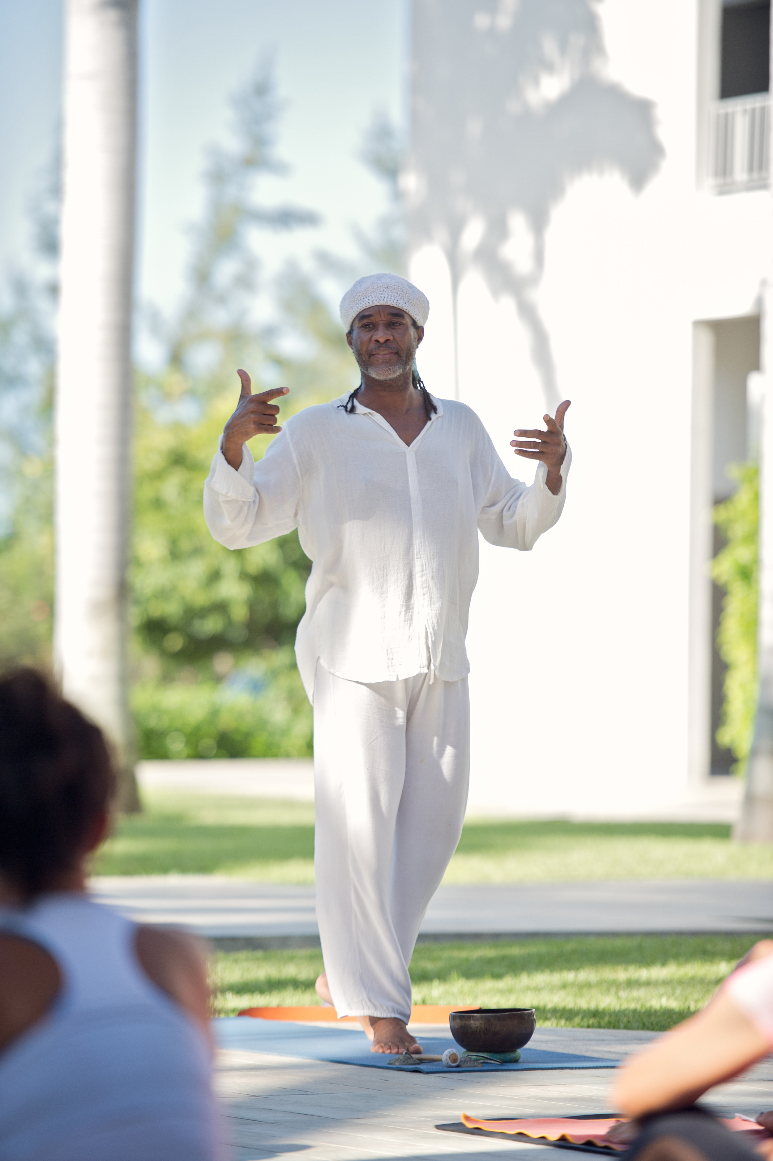 David Bowen, on The Eight Limbs of Yoga