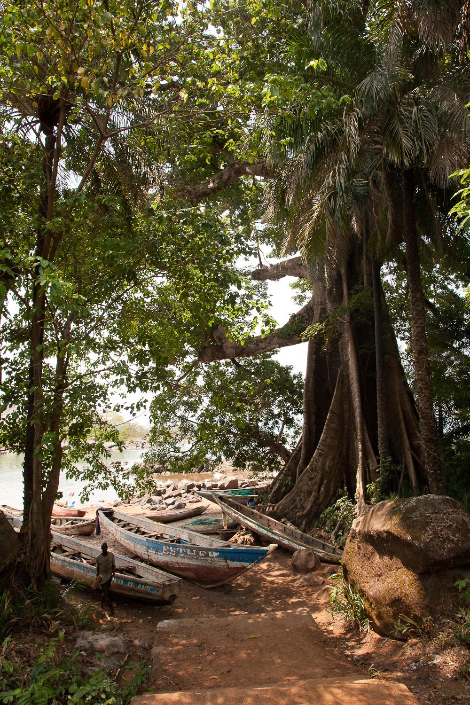 Banana Island, Sierra Leone