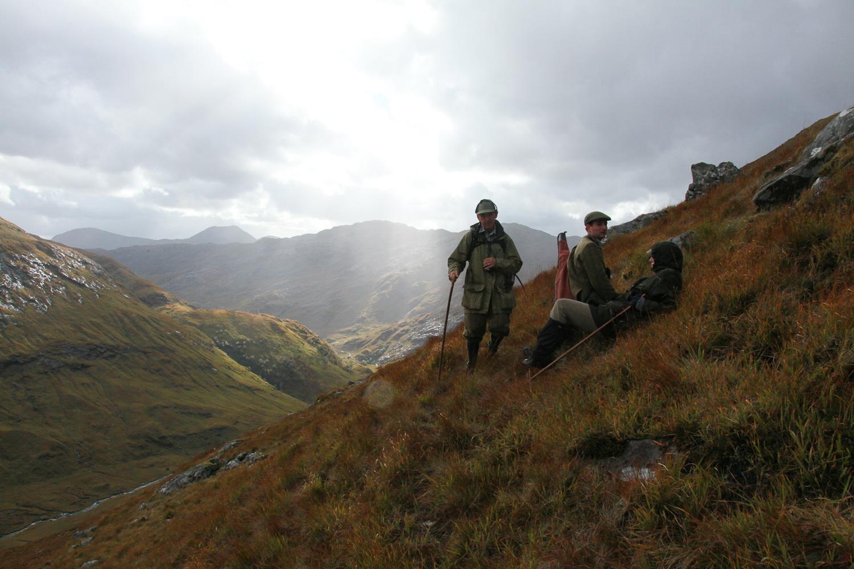 Sgurr a'Mhaoraich Beag, Scotland