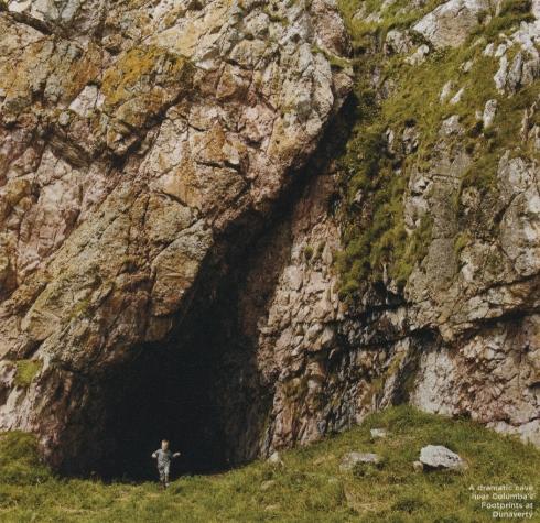 Keil Caves, Kintyre, Scotland