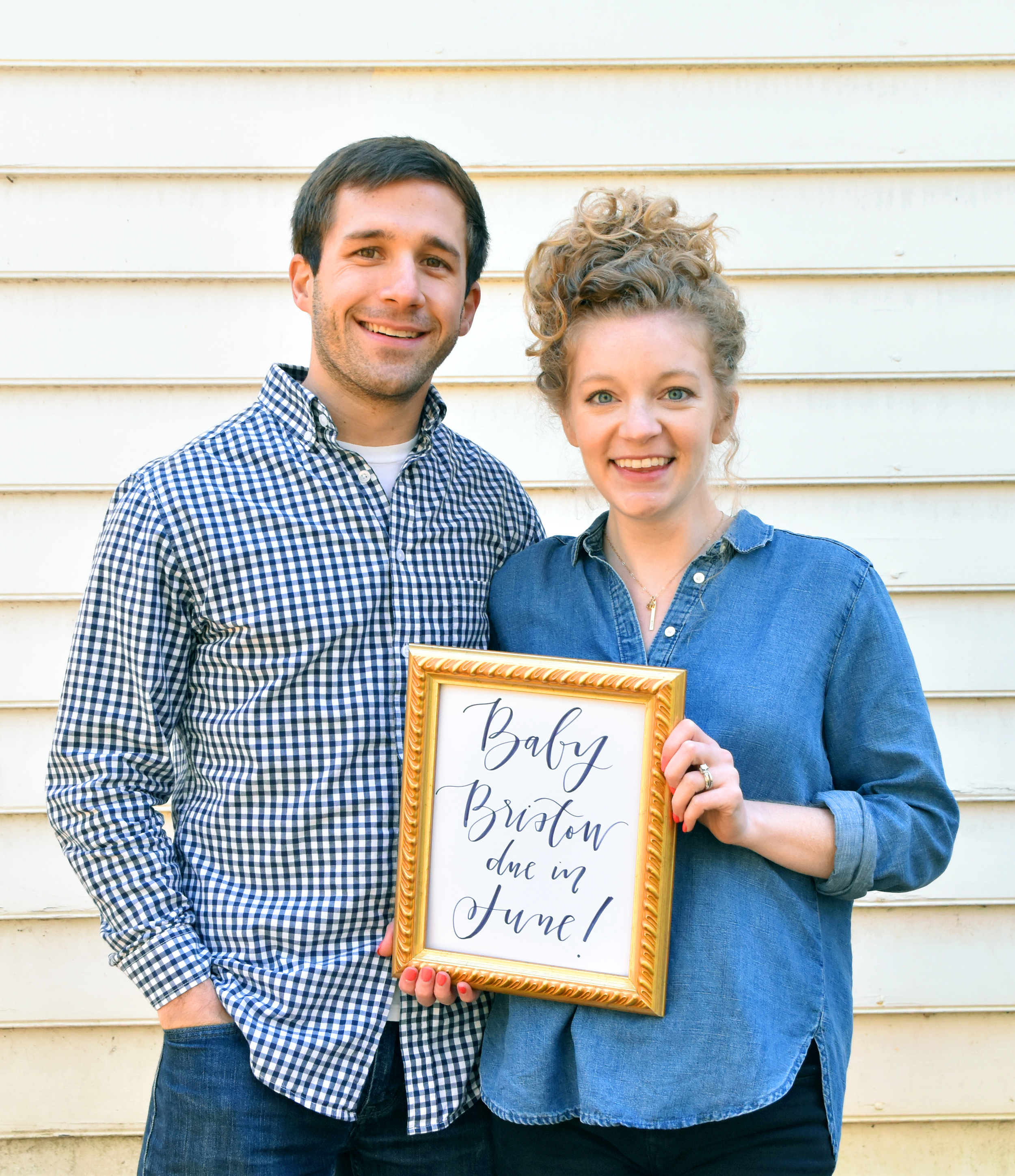 We're Having a Baby! | Lettered Life
