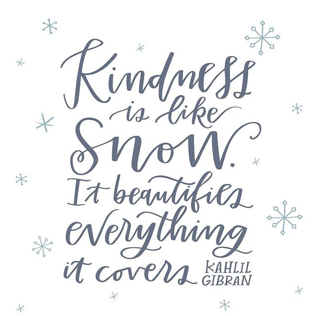 Whoosh friends, it's been a little while since I hopped on here to share! January has been off to a wonderful start and I can hardly believe we're almost 3 weeks in! This year, I've been diving into my goal setting (#powersheets for life!) and I am looking forward to sharing those thoughts soon. But until then, here's a snowy quote for those of you bundled up and facing that winter weather. Please make a snow angel for me! ❄️ #LetteredLifeQuotes