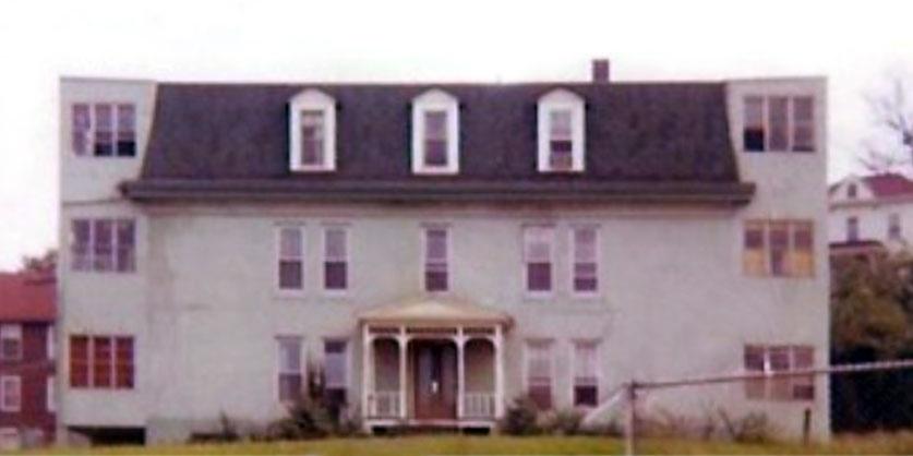 The original Palomares building.