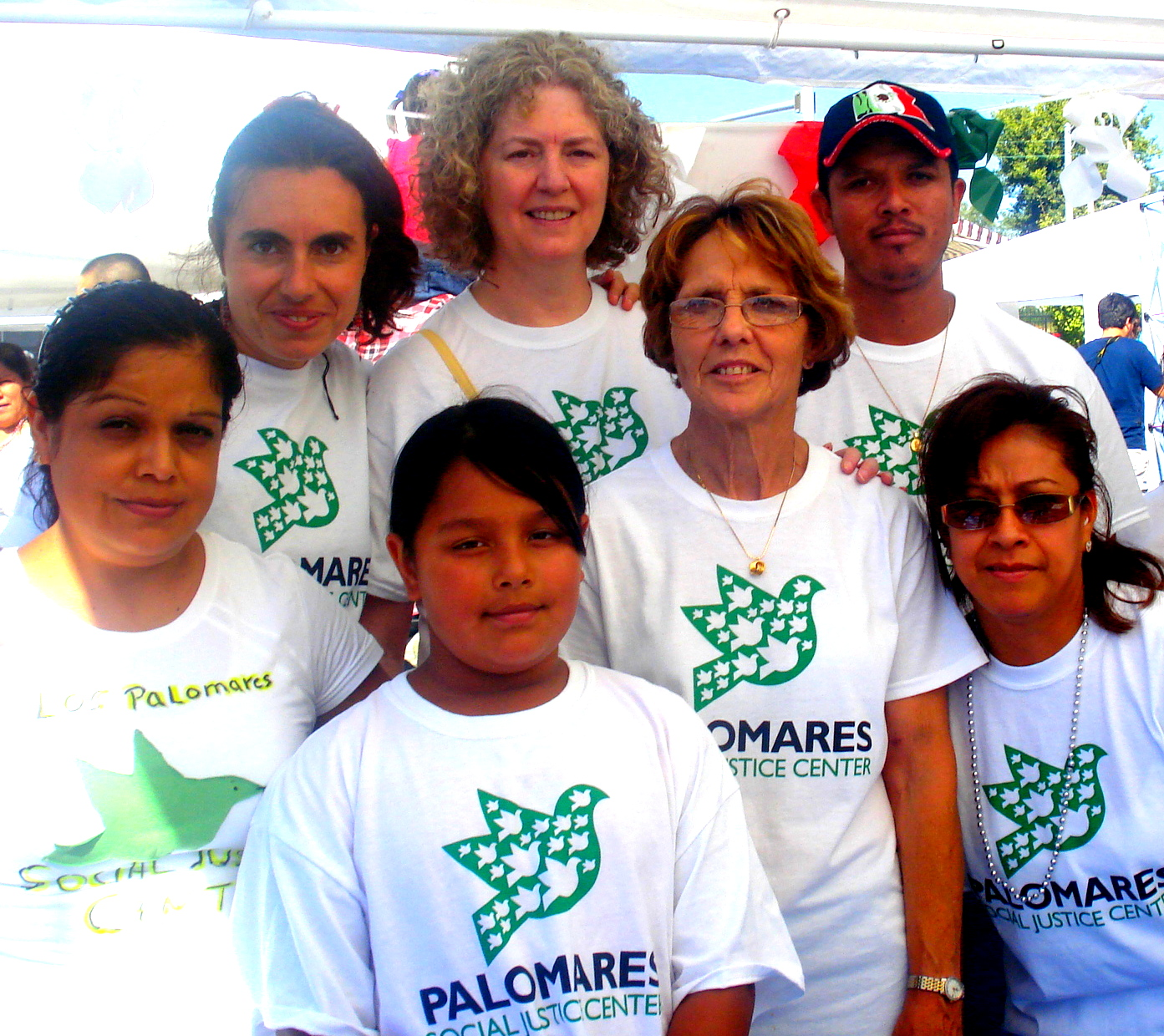 Meet the Palomares team  here