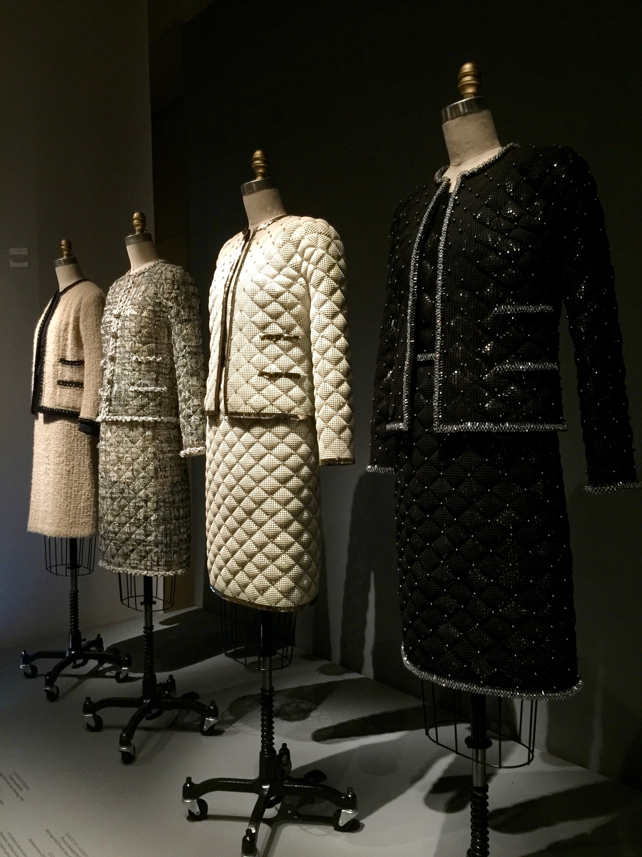 "HOUSE OF CHANEL, Gabrielle ""Coco"" Chanel SUIT, 1963-68, haute couture"