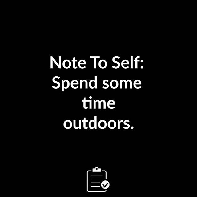 Green outdoor settings can reduce severity of ADHD symptoms. Spend some time outside this weekend. #SelfcareSaturday
