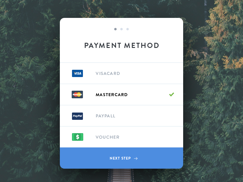 Easy Payment Methods