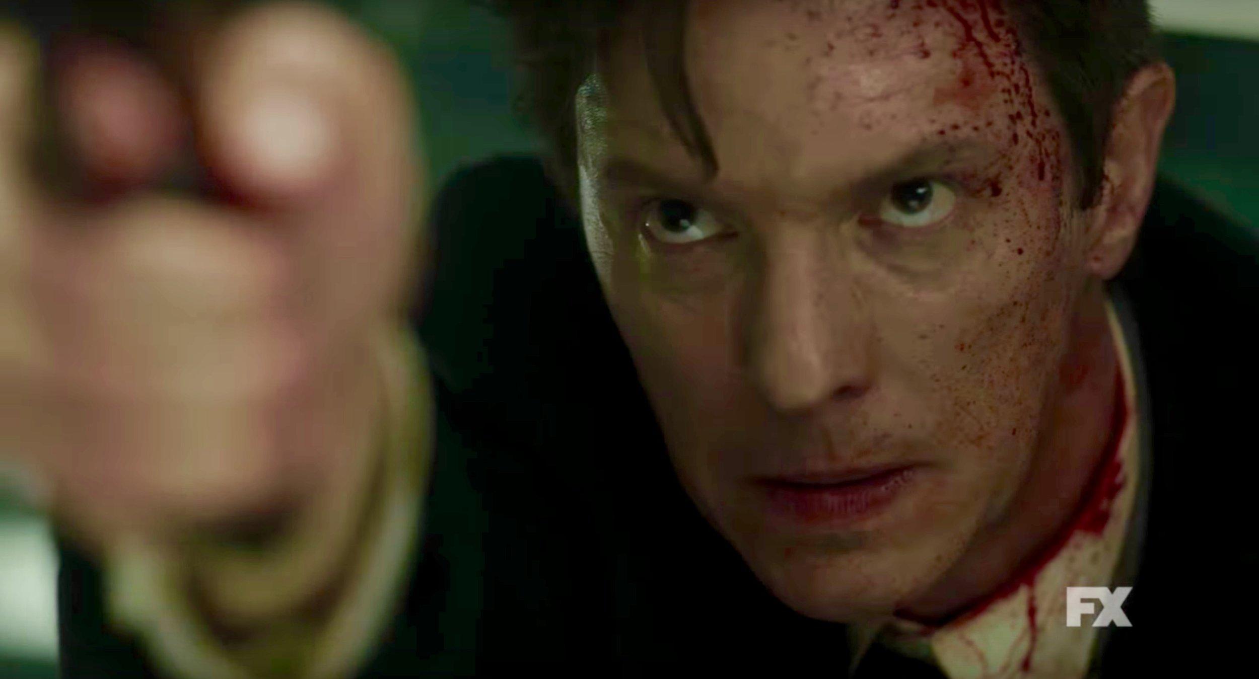 "Jonathan Kells Phillips as ""Dan Murton,"" Code Name ""Harvest"" / ""The Americans"" / Season 6, Episode 7 on FX / May 9th, 2018"