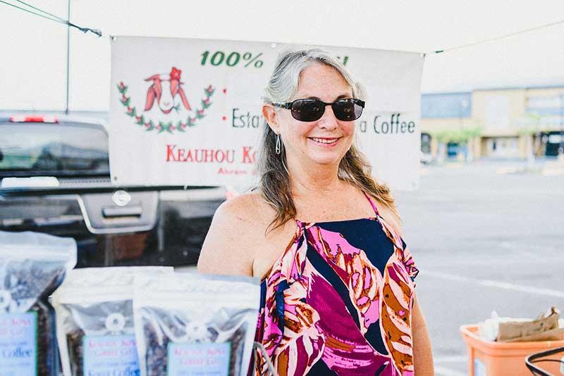 Keauhou Kona Coffee Co. - 100% Kona Coffee, jams, and jellies.Jenine and Abram Boido78-6853A Palekana Rd., Holualoa, HI 96725808 322-9033konacoffee4@hawaiiantel.net