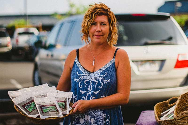 Kitchen of Creation - Hawaiian Mamaki tea, locally grown, mamaki iced tea; Hawaiian medicinals.Nataliya DmitrievaP.O. Box 1118 Captain Cook, HI 96704808-896-7533