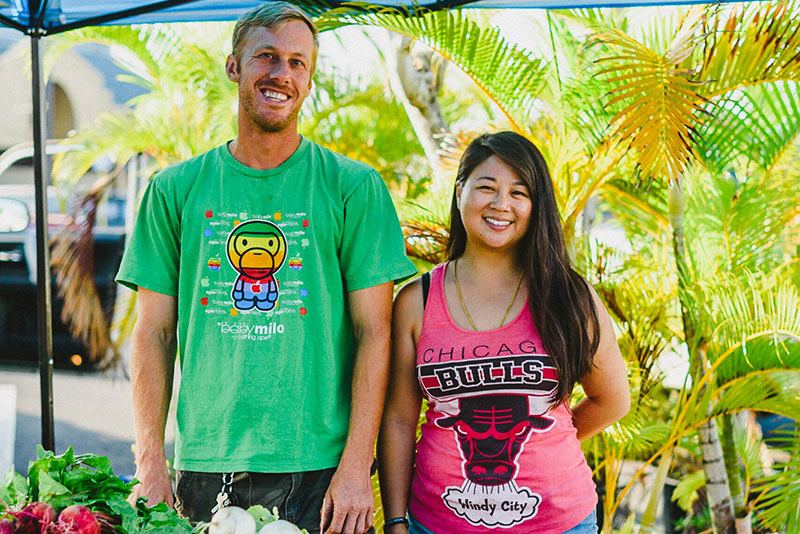 McCann Farms - Fresh vegetables and starts.Mike and Chalida McCannPO Box 1708, Kealakekua, HI 96750808.783.3324mccannfarms808@gmail.comInstagram: McCann_Farms808