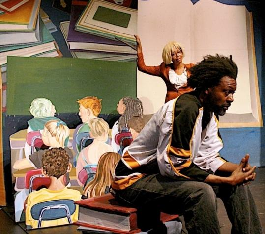 Vincent E. Siders & Ramona Alexander in  How Do You Spell Hope? Photo: Elizabeth Stewart