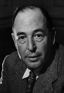 The great 20th century Christian writer and apologist, C.S. Lewis.