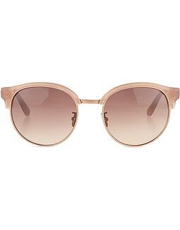 Linda Farrow Half-frame sunglasses