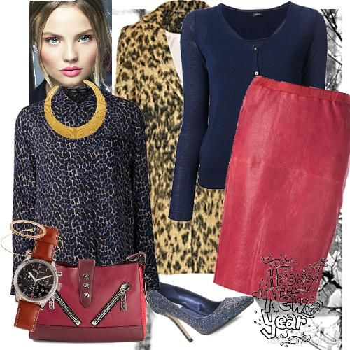 Bracelet: Annoushka, Ring:  Carolina Bucci , Necklace:  Herve Van Der Straeten,  Skirt:  ISABEL MARANT , Watch: J.Crew, Bag: Kenzo, Shirt: PROENZA SCHOULER, Coat: Smythe, Cardigan: ZANONE, Shoes: Dune