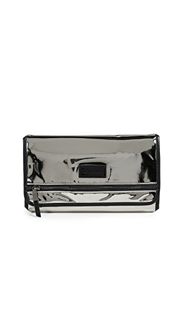TIBA + MARL     Etta Changing Clutch   Wow them with metallic clutch!