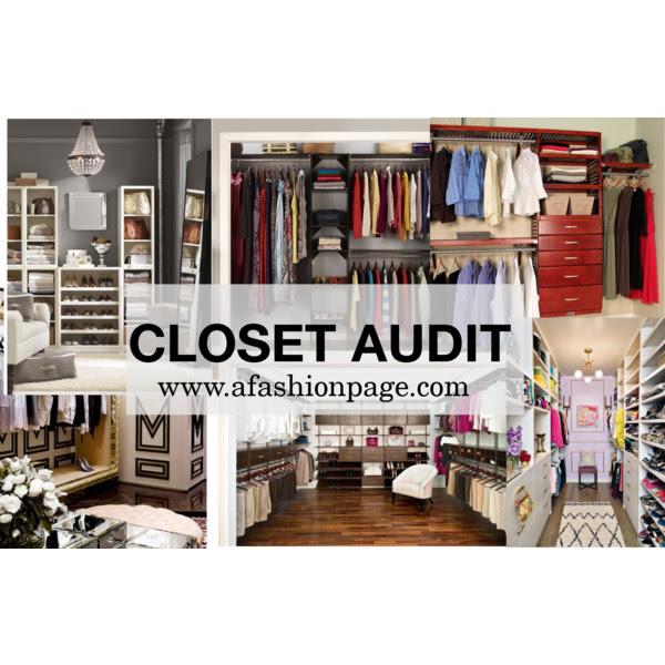 Closet Audit