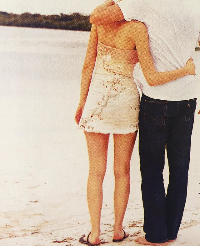 No #ordinary #love ❤️ . . #memorialdayweekend #plans #throwback #2006 #nostalgia #original #look