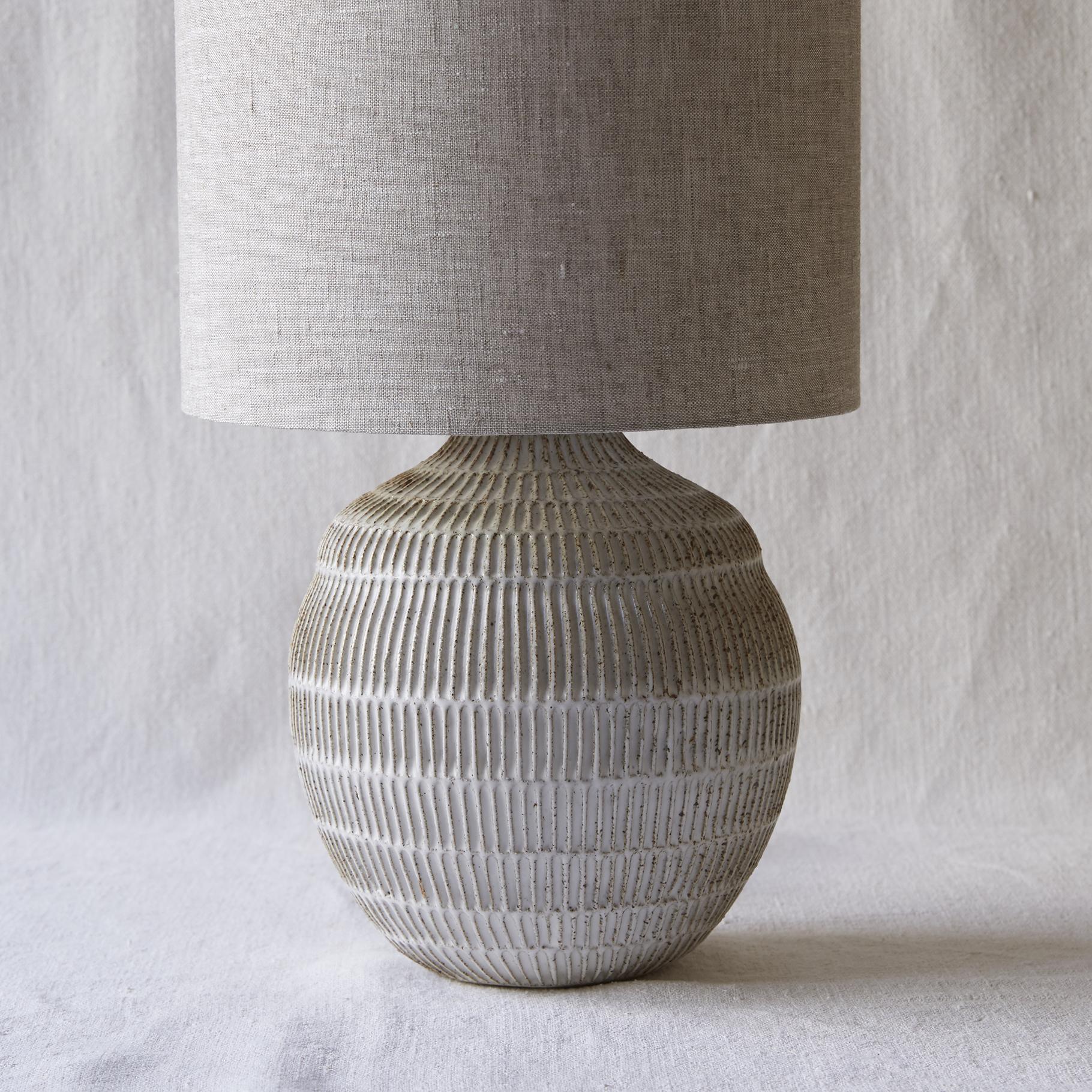 Mt Washington Pottery gourd lamp.jpg