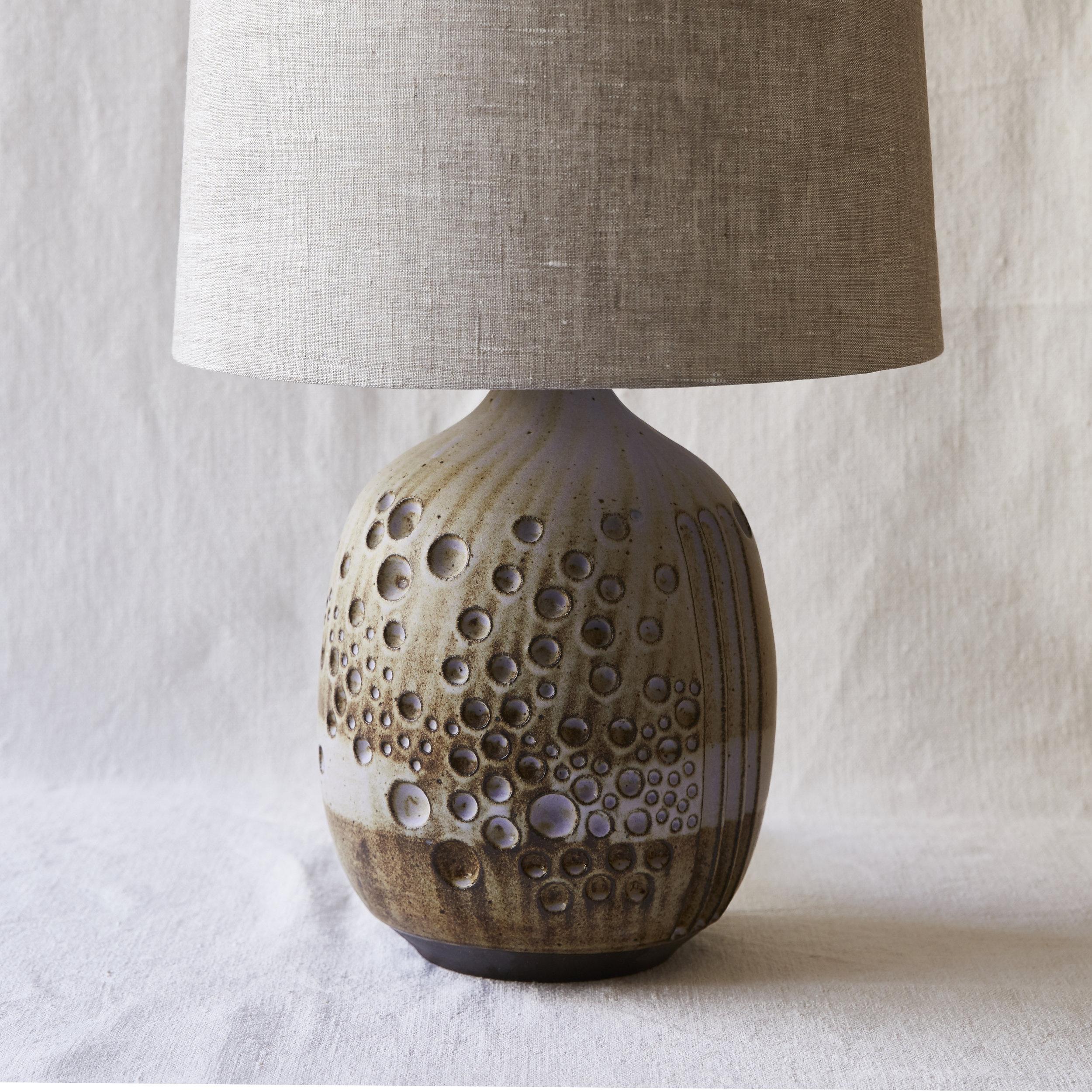 Mt Washington Pottery lavendar moon lamp.jpg