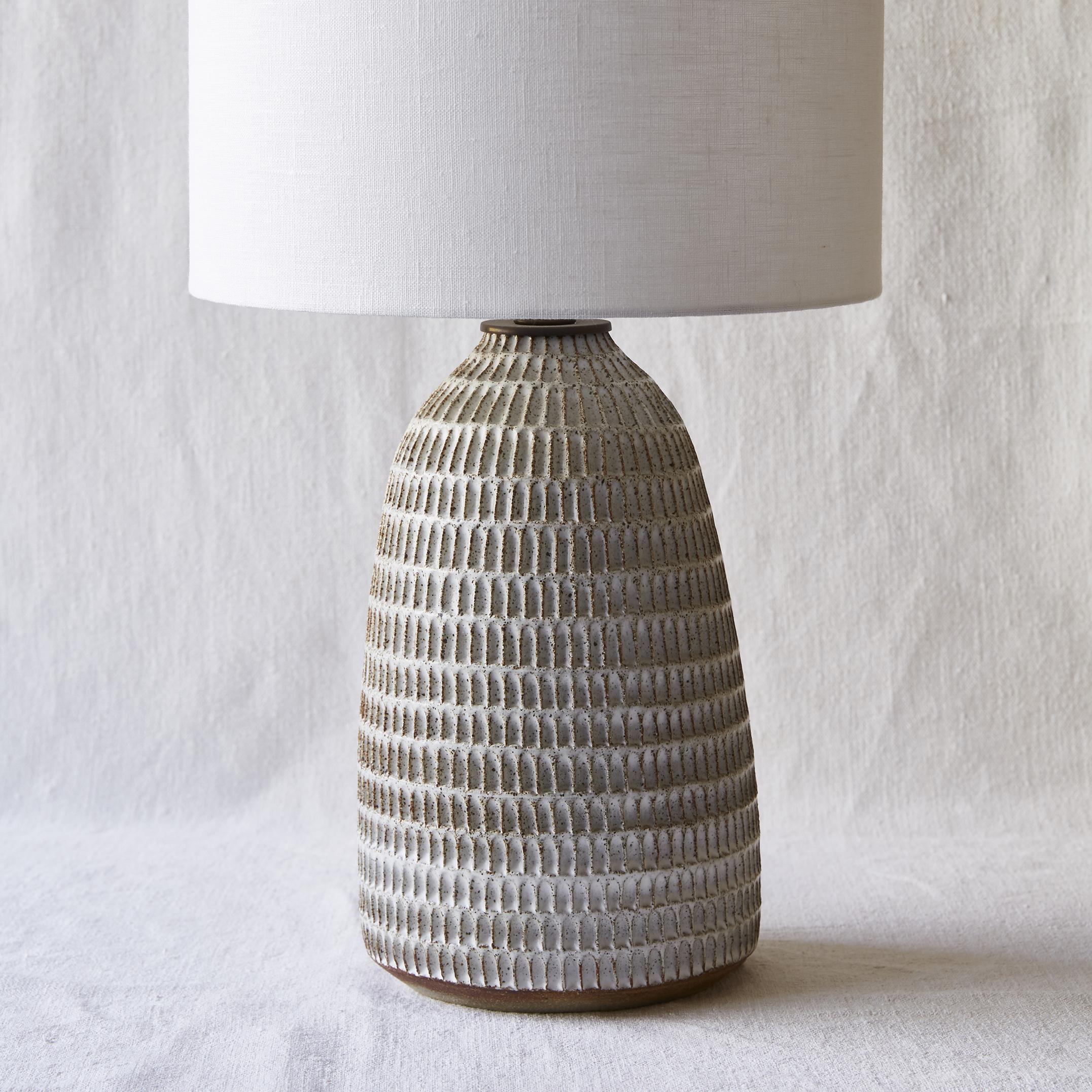 Mt Washington Pottery tall lamp.jpg