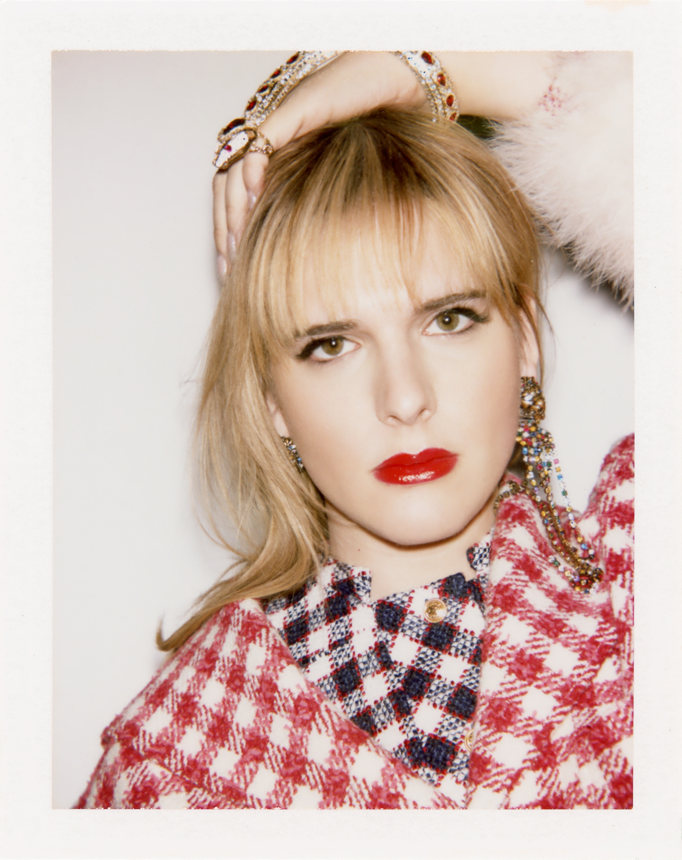 Hari Nef by Jeiroh for L'Officiel USA